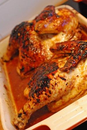 kycklingben