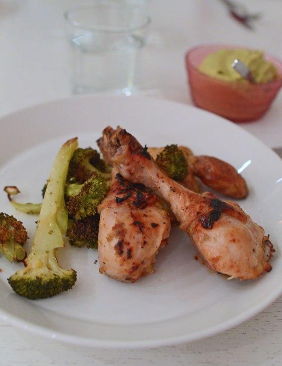 kyckling-broccoli