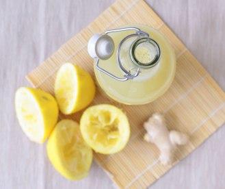 ingefära-citron