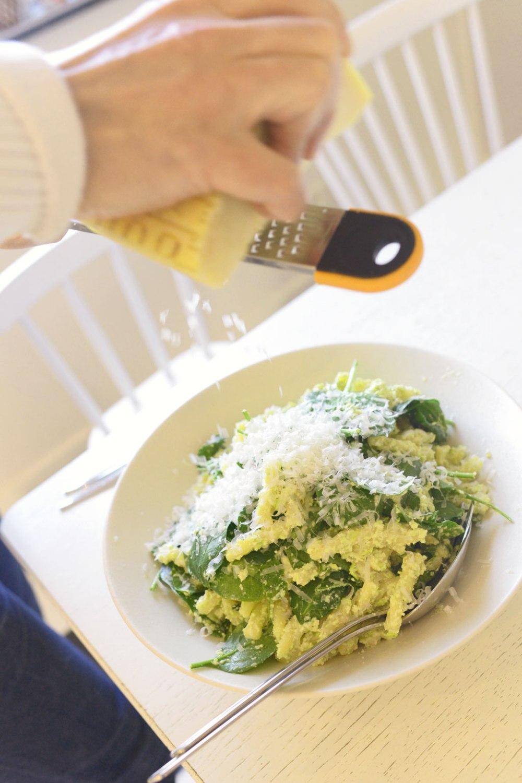 pasta-hommus