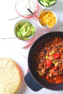 chili-con-quorn